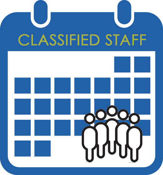 classified calendar
