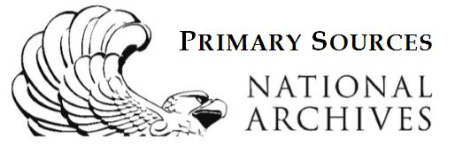 national archives  primary sources
