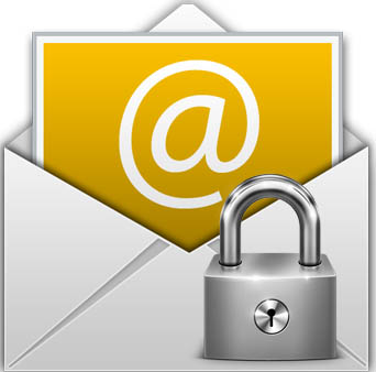 email safety icon