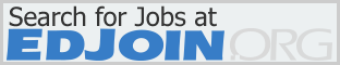 Search for jobs at Edjoin