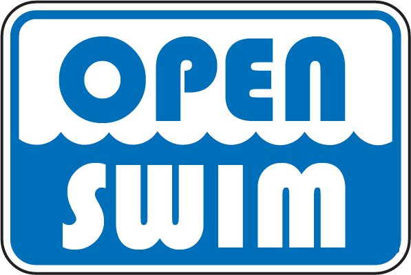 open swim logo