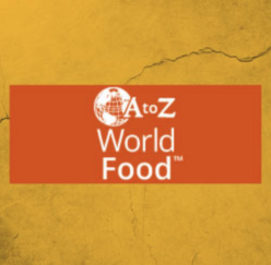 AtoZ World Food database