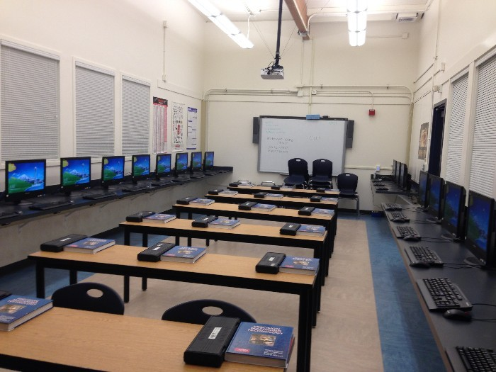Computer Labs Come to Life at El Centro Elementary and Napa High