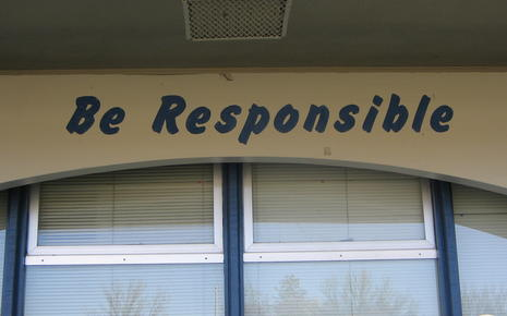 Be Responsible at McPherson